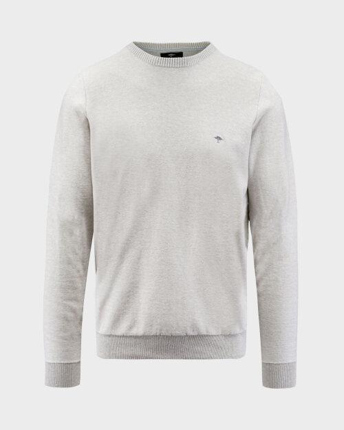 Sweter Fynch-Hatton 1121250_1001 jasnoszary