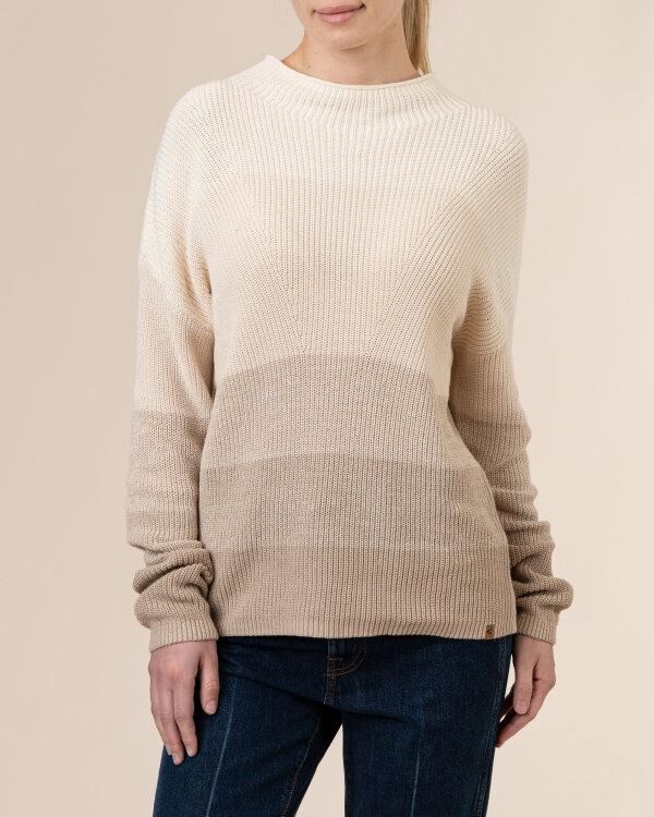 Sweter Camel Active 5K70309536_10 biały