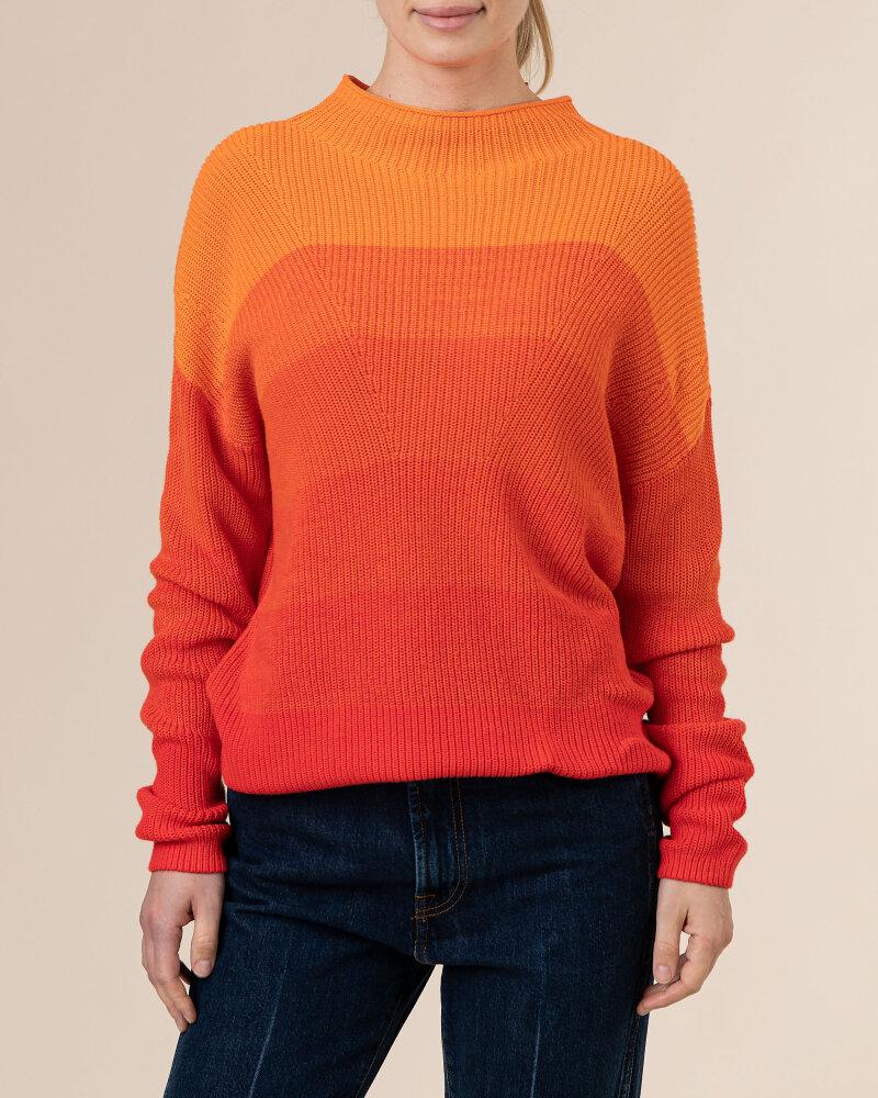 Sweter Camel Active 5K70309536_66 pomarańczowy - fot:2