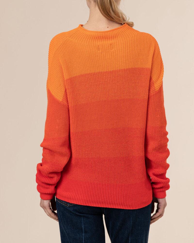 Sweter Camel Active 5K70309536_66 pomarańczowy - fot:4