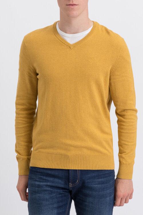 Sweter Bugatti 45520_0 7350_630 żółty