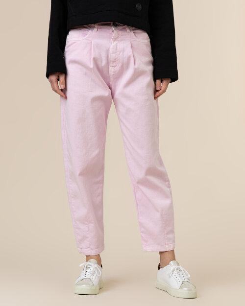 Spodnie Blauer BLDP03298_6017_537 różowy