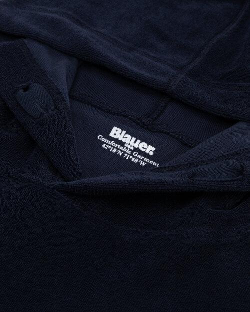 Bluza Blauer BLUF08304_5985_802 granatowy