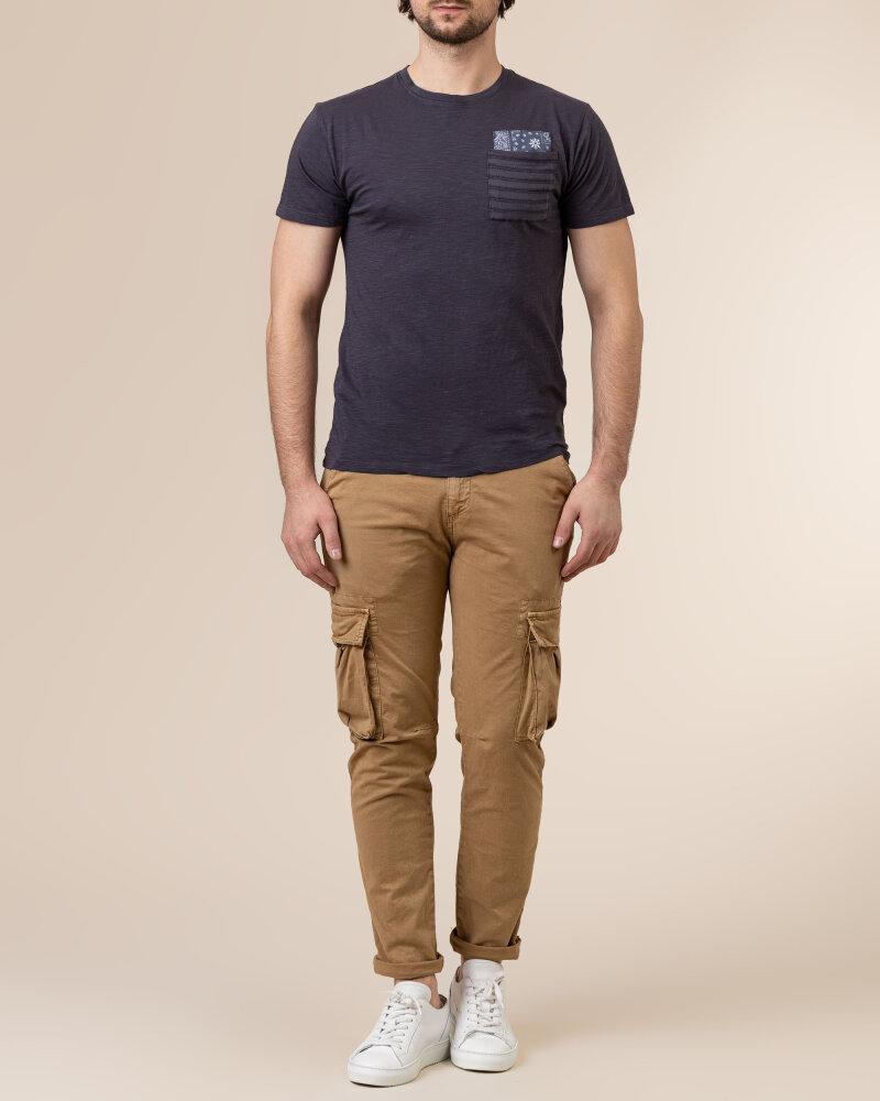 T-Shirt Bomboogie TM6965_JSSG_95 fioletowy - fot:5