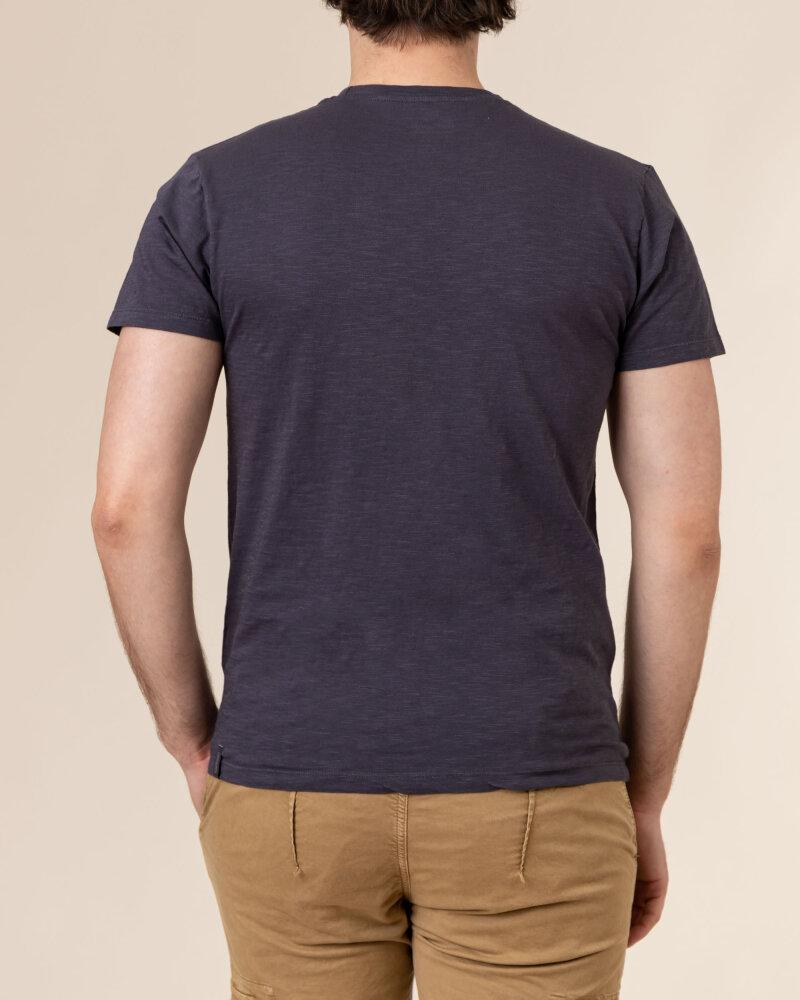 T-Shirt Bomboogie TM6965_JSSG_95 fioletowy - fot:4