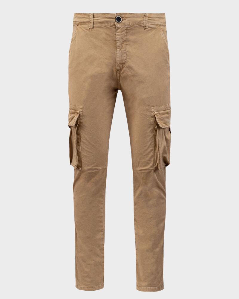 Spodnie Bomboogie PMRYAN_GBT_03 brązowy - fot:1