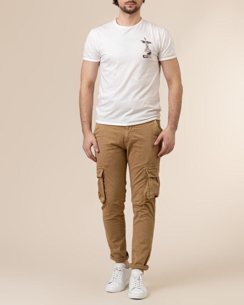 Spodnie Bomboogie PMRYAN_GBT_03 brązowy - fot:5