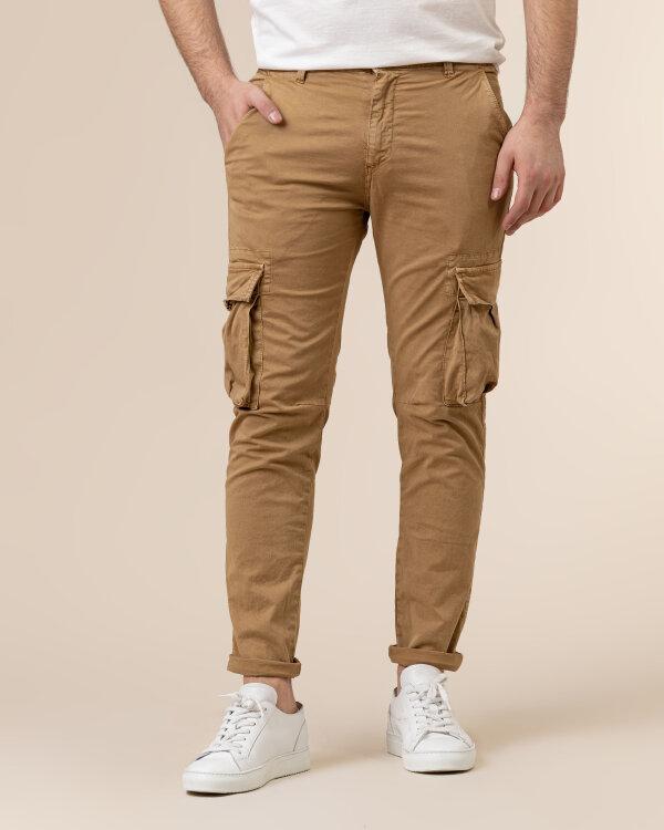Spodnie Bomboogie PMRYAN_GBT_03 brązowy
