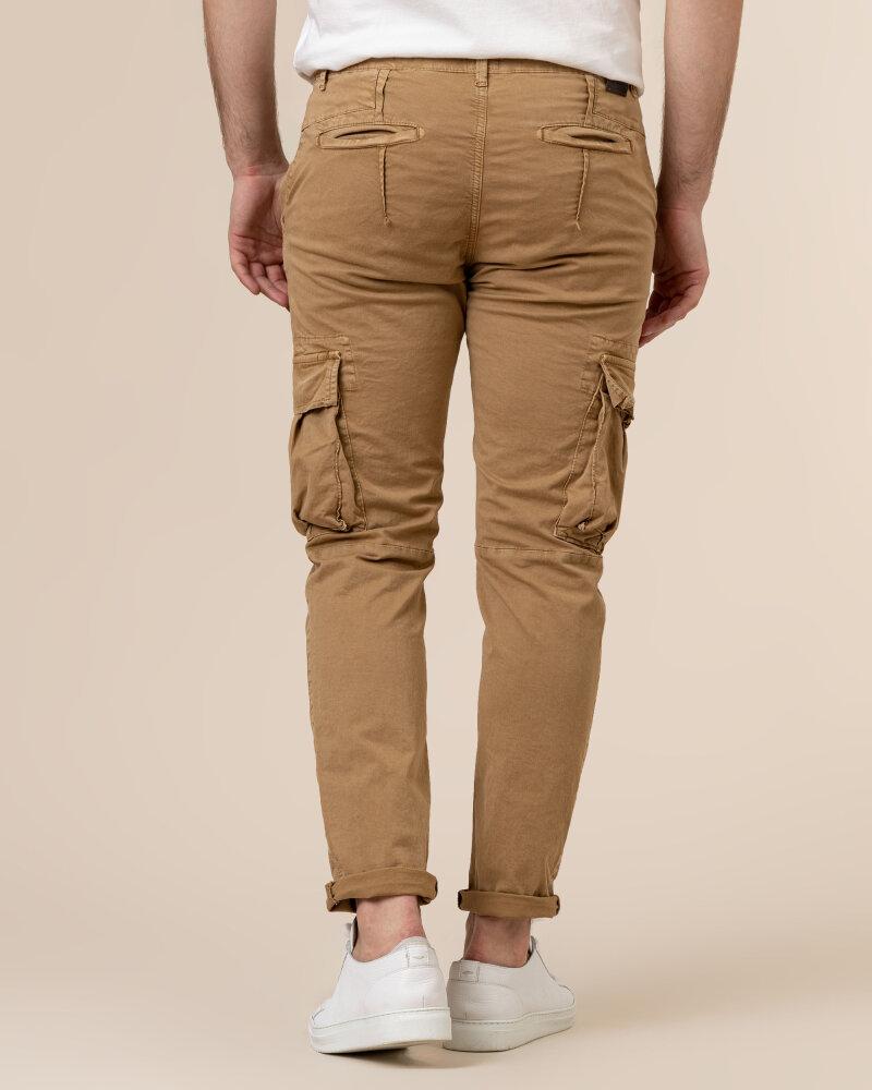 Spodnie Bomboogie PMRYAN_GBT_03 brązowy - fot:4