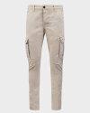 Spodnie Bomboogie PMGUM_GBT_06 beżowy