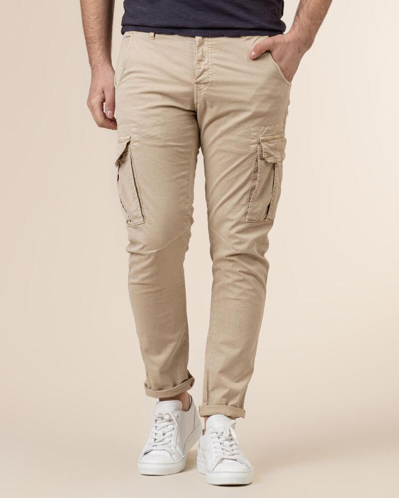Spodnie Bomboogie PMGUM_GBT_06 beżowy - fot:2
