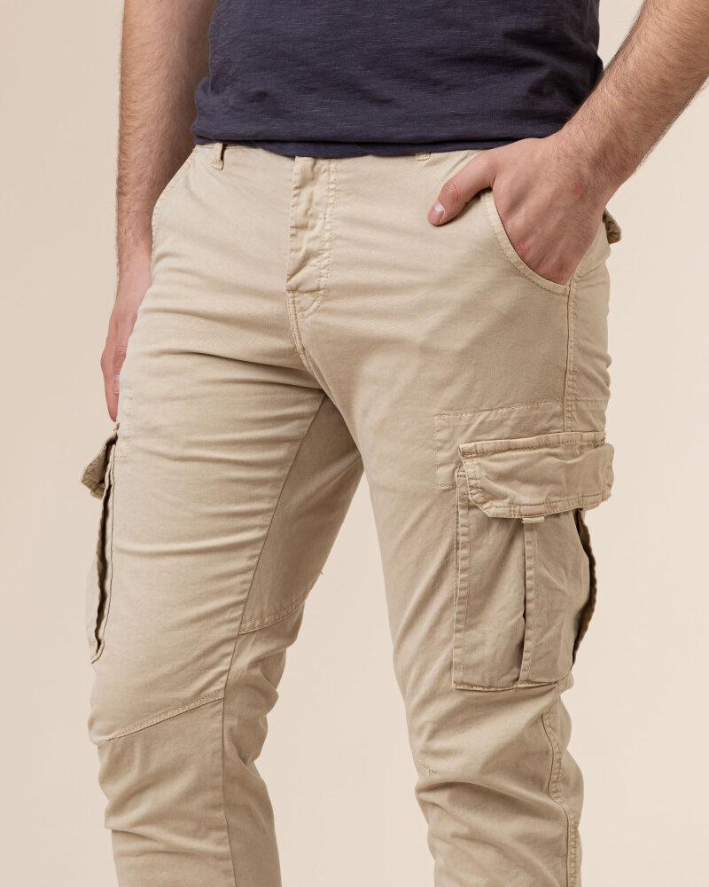 Spodnie Bomboogie PMGUM_GBT_06 beżowy - fot:3