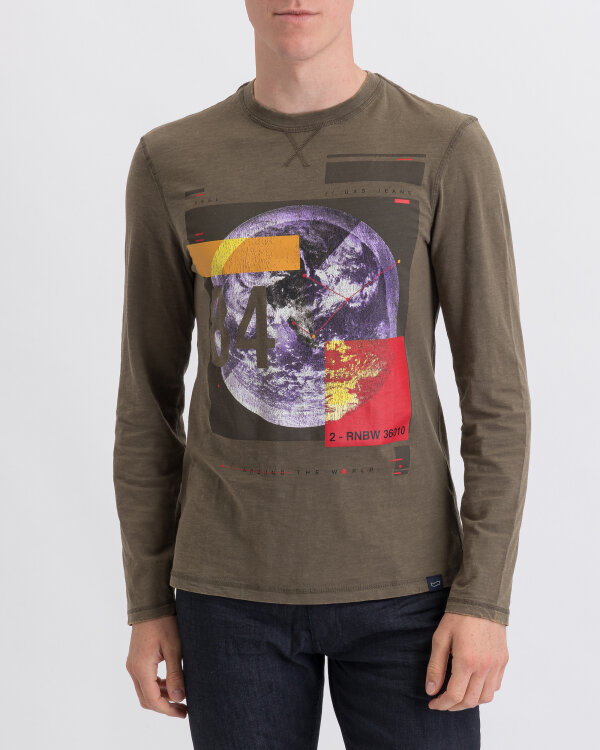 T-Shirt Gas 98382_JAN/S PLANET EARTH_0107 wielobarwny