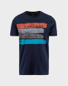 T-Shirt Camel Active 5T26409644_47 granatowy