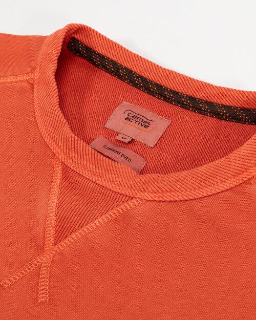 Bluza Camel Active 5F04409347_55 pomarańczowy