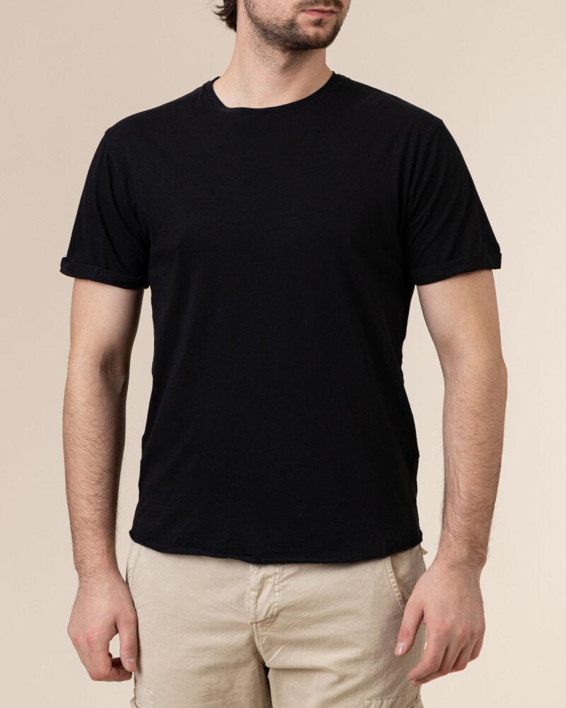 T-Shirt Bomboogie TM6356_JSNS_90 czarny - fot:2