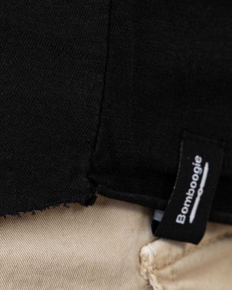 T-Shirt Bomboogie TM6356_JSNS_90 czarny - fot:3
