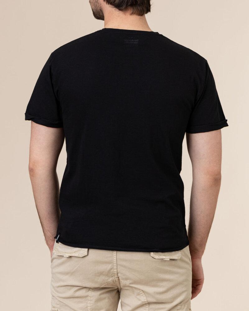 T-Shirt Bomboogie TM6356_JSNS_90 czarny - fot:4
