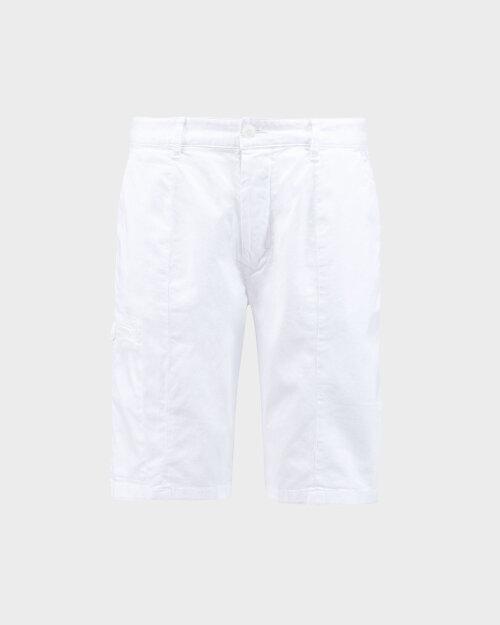 Szorty Blauer BLUP02262_5995_100 biały