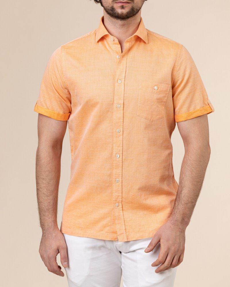 Koszula Roy Robson 080044601699900/01_A840 pomarańczowy - fot:2