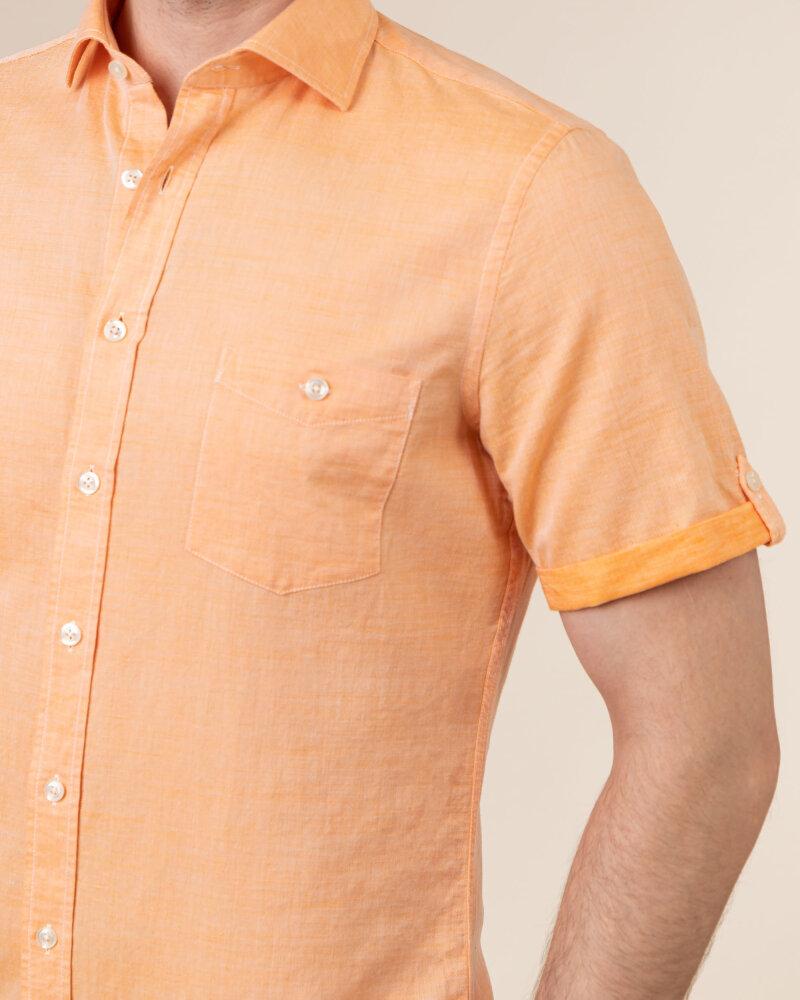 Koszula Roy Robson 080044601699900/01_A840 pomarańczowy - fot:3