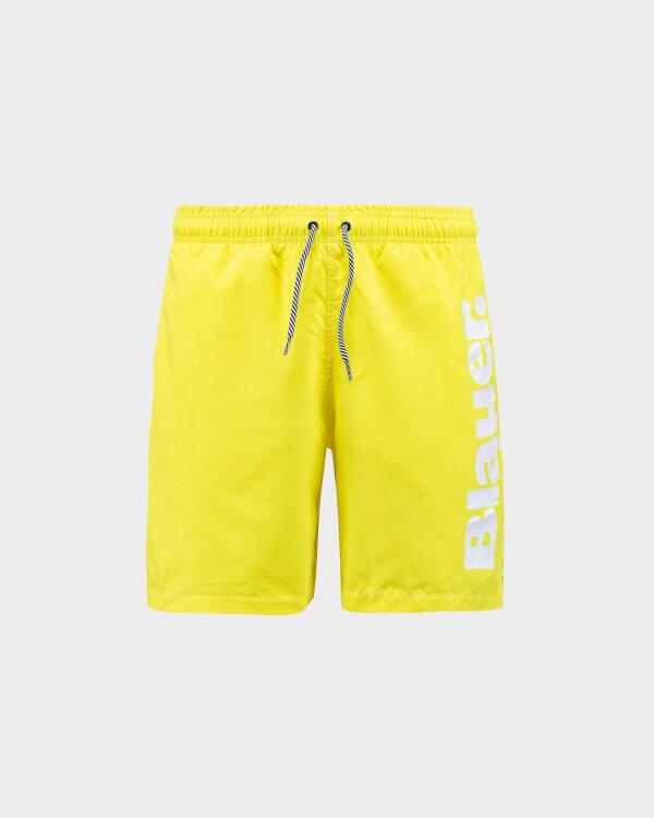 Kąpielówki Blauer BLUN02431_6012_218 żółty