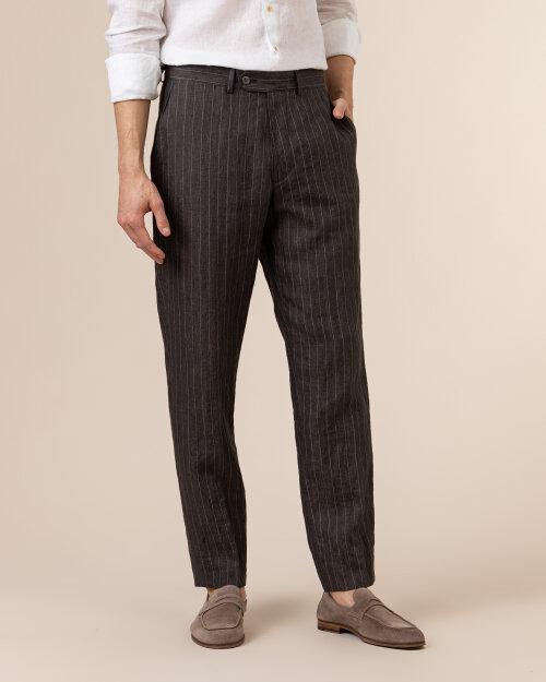 Spodnie Oscar Jacobson NICO 5233_5685_598 ciemnoszary