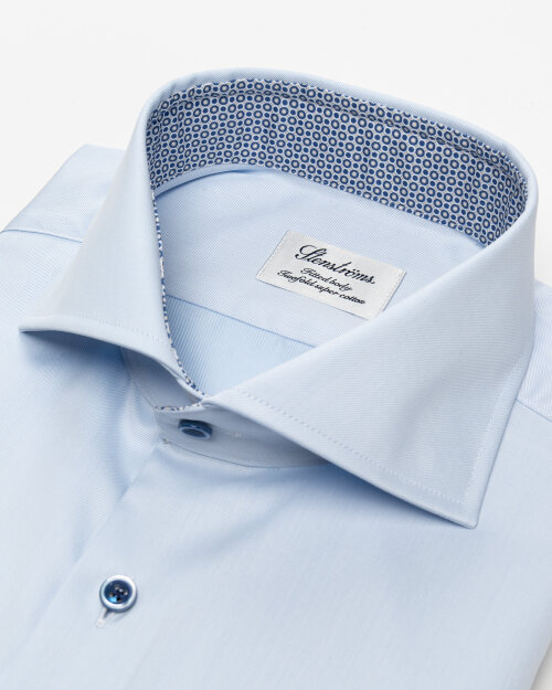 Koszula Stenstroms 684111_2379_100 niebieski