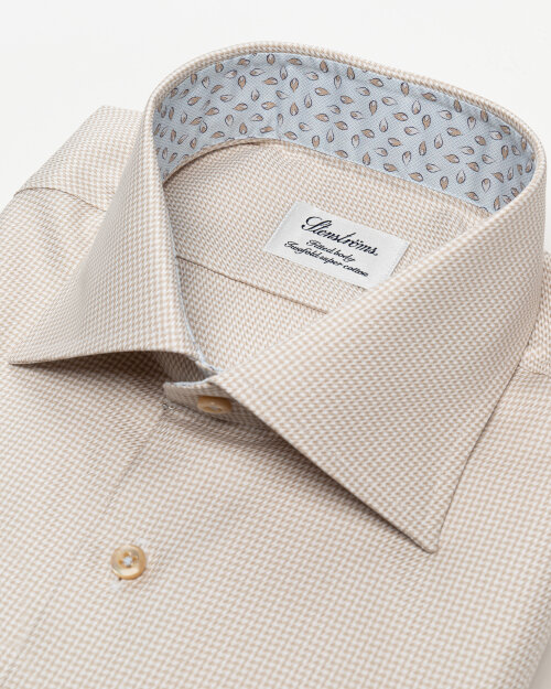 Koszula Stenstroms 684771_2390_210 beżowy