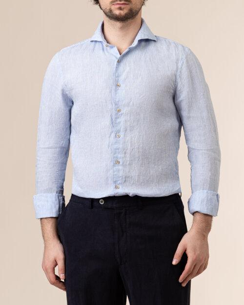 Koszula Stenstroms 775221_7970_100 niebieski