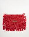 Torba Beatrice B 21FE9588STRAW_350 czerwony