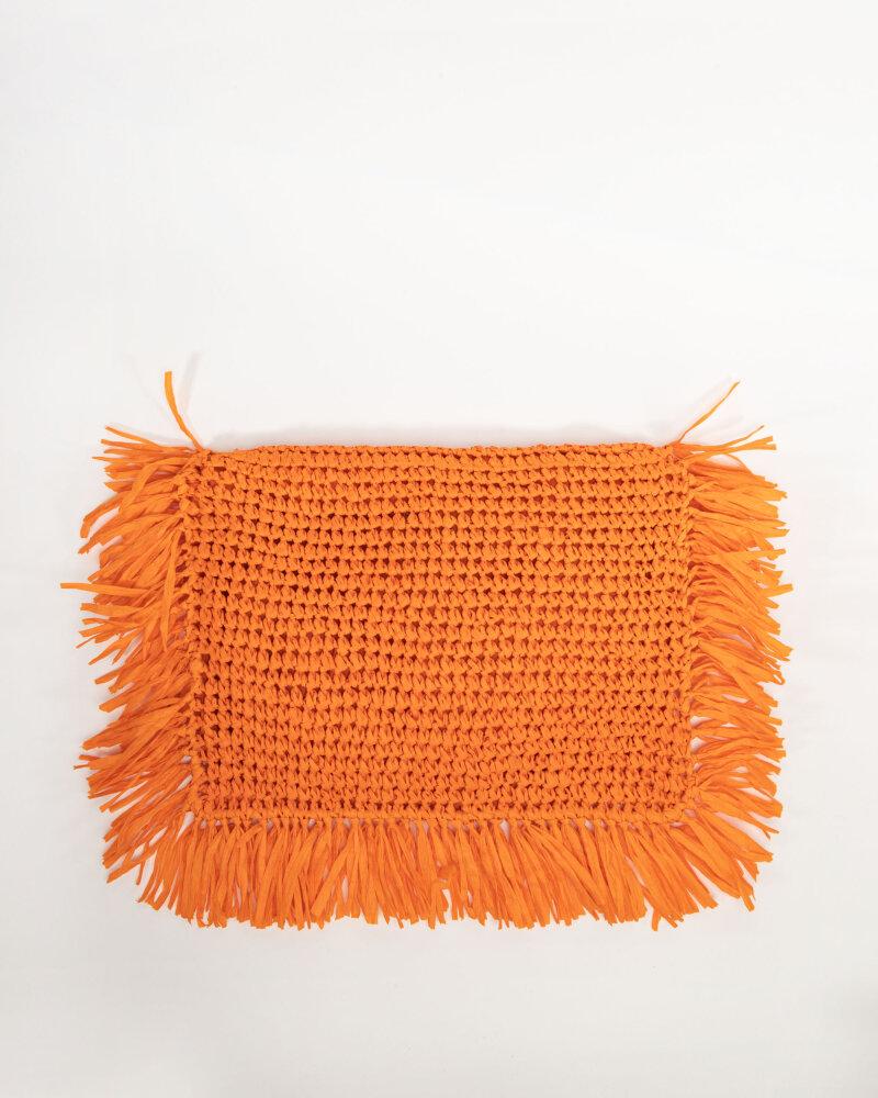 Torba Beatrice B 21FE9588STRAW_450 pomarańczowy - fot:3