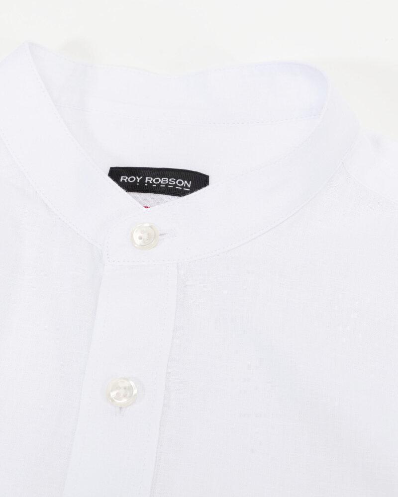 Koszula Roy Robson 080044501714300/01_A100 biały - fot:2