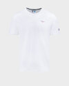 T-Shirt North Sails | Prada 452307_WHITE biały