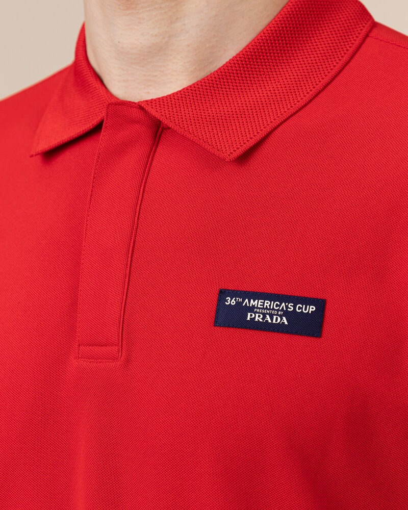Polo North Sails | Prada 452015_RED czerwony - fot:3