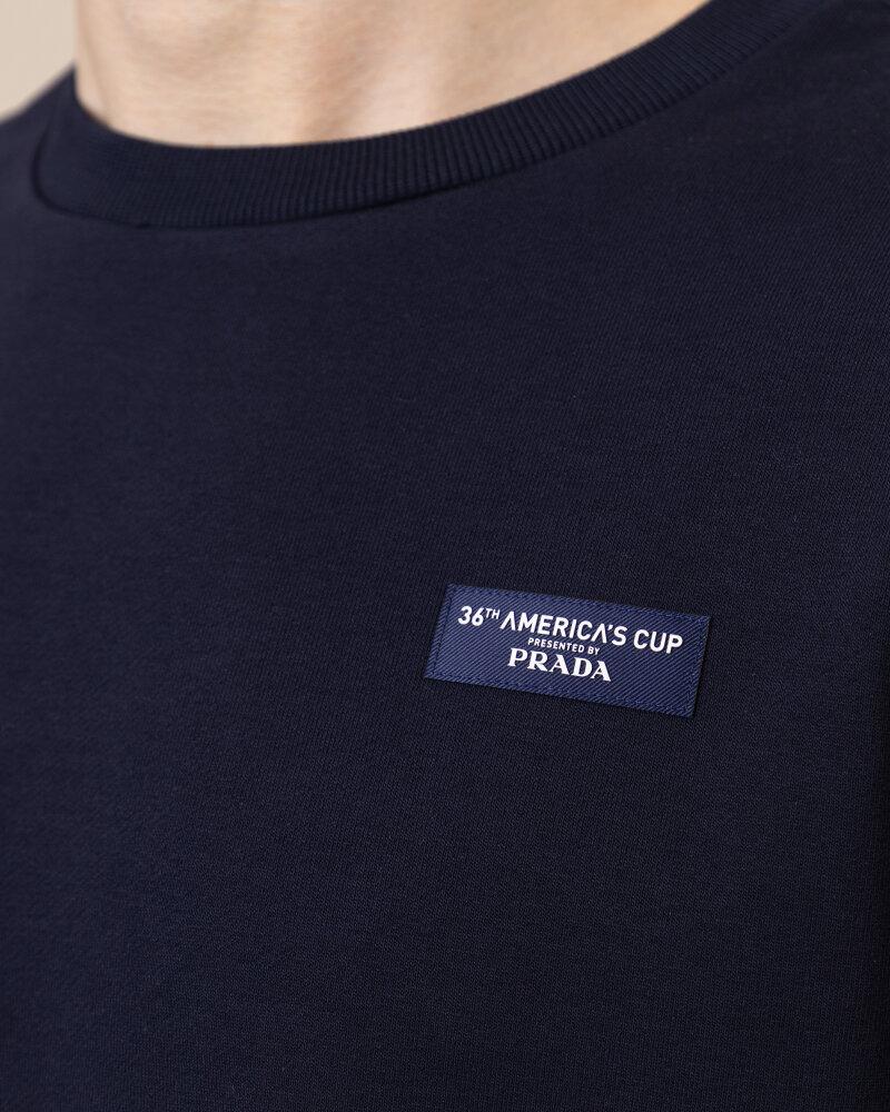 Bluza North Sails | Prada 451011_NAVY BLUE granatowy - fot:3