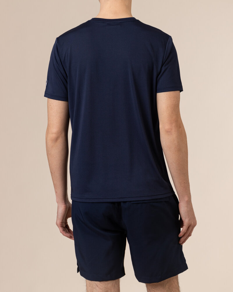 T-Shirt North Sails   Prada 452307_NAVY BLUE granatowy - fot:5