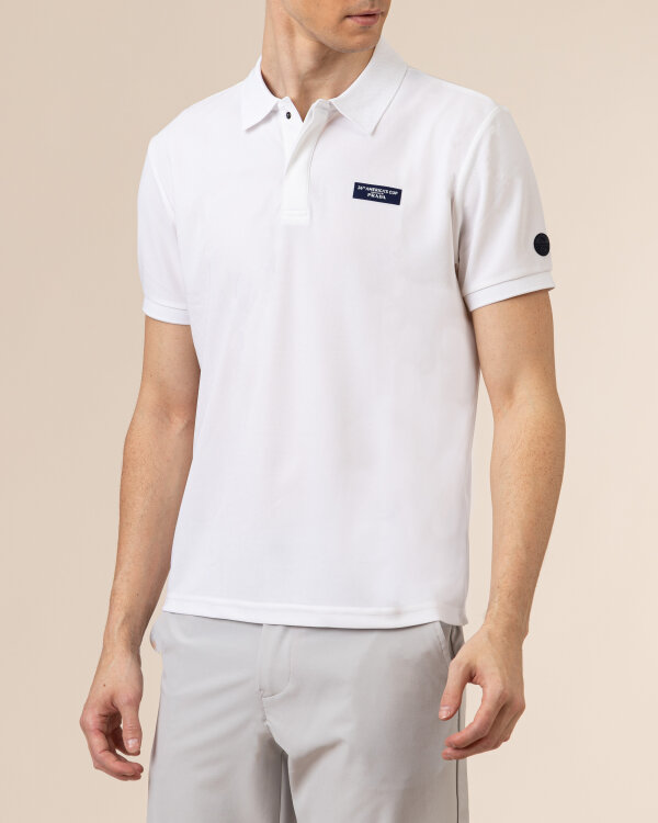 Polo North Sails | Prada 452015_WHITE biały