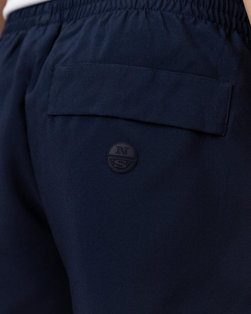 Szorty North Sails | Prada 454303_NAVY BLUE granatowy - fot:4