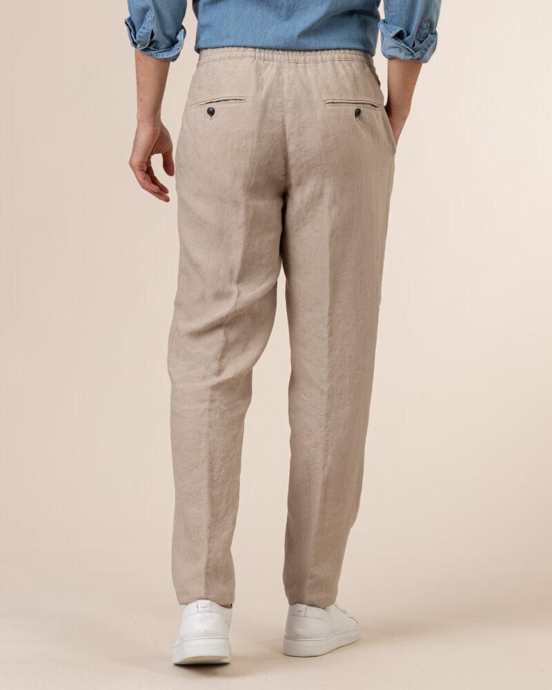 Spodnie Oscar Jacobson NICOLA 5228_5683_907 beżowy - fot:4