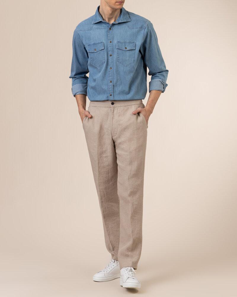 Spodnie Oscar Jacobson NICOLA 5228_5683_907 beżowy - fot:5
