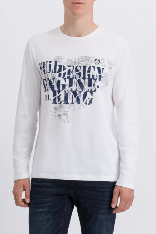 T-Shirt Campione 2097412_111125_10000 biały