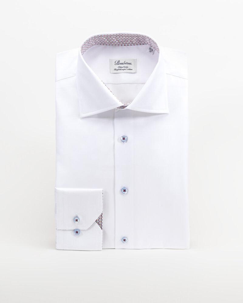 Koszula Stenstroms 684771_2377_000 biały - fot:1