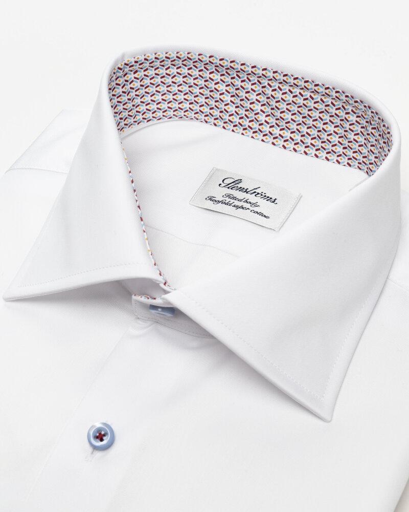 Koszula Stenstroms 684771_2377_000 biały - fot:2