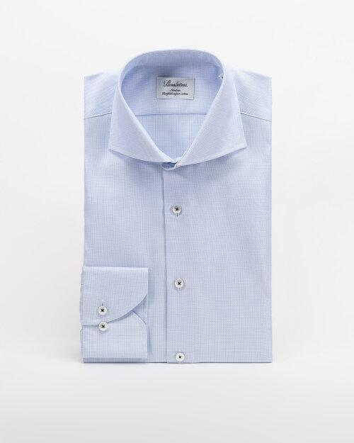 Koszula Stenstroms 712111_8138_100 niebieski
