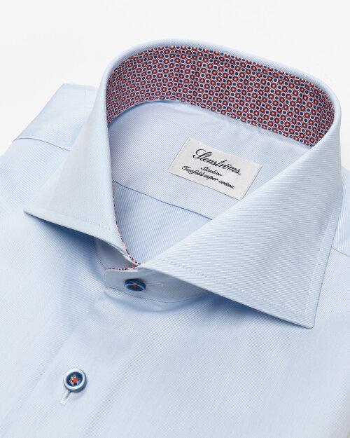 Koszula Stenstroms 784111_2380_100 niebieski