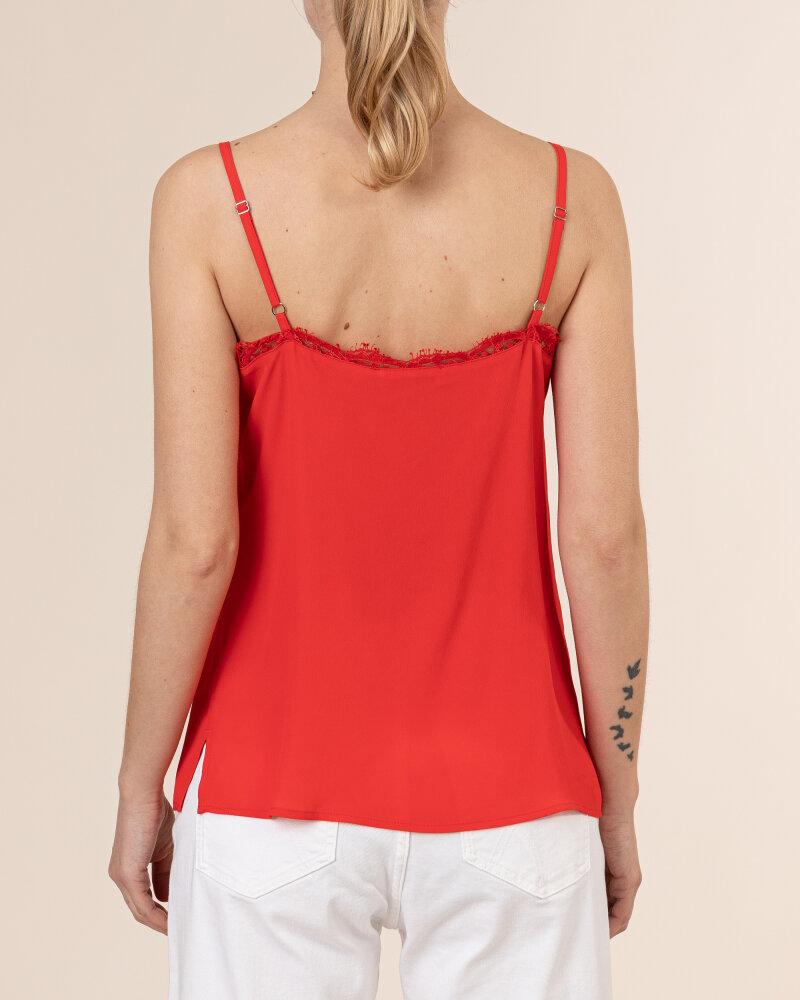 Bluzka Beatrice B 21FE8878TORRE_360 czerwony - fot:4