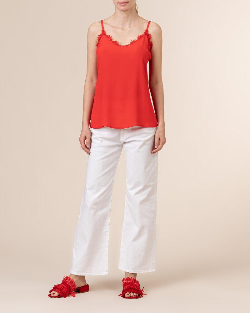 Bluzka Beatrice B 21FE8878TORRE_360 czerwony - fot:5