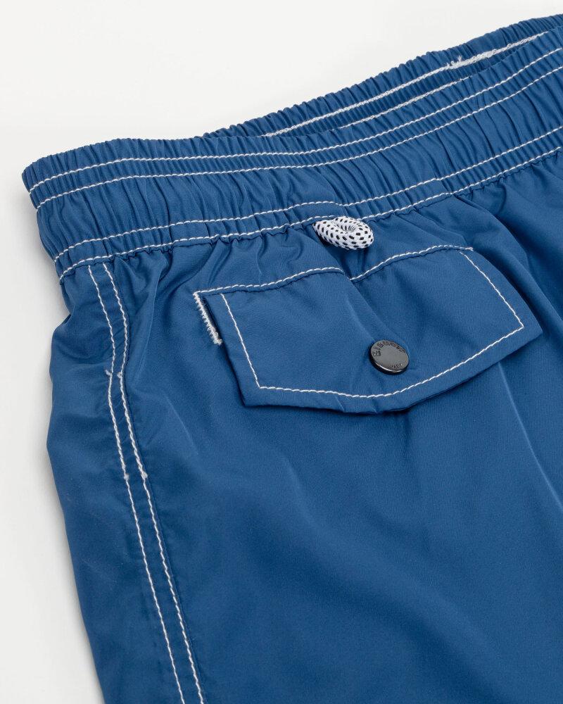 Kąpielówki Blauer BLUN02434_5721_801 niebieski - fot:5