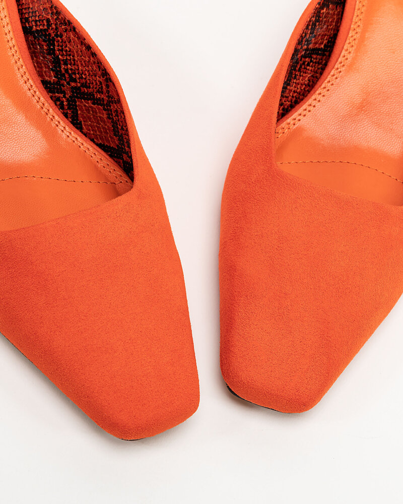 Buty Na-Kd 1055-000576_ORANGE pomarańczowy - fot:4